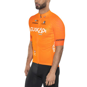 Etxeondo Team Euskadi Replica - Maillot manches courtes Homme - orange